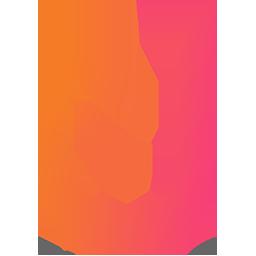 Flying Upload Logo